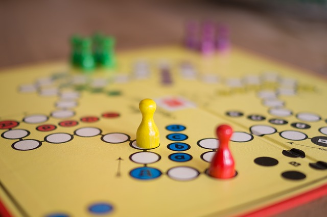 'Roll the Dice'….. board games night