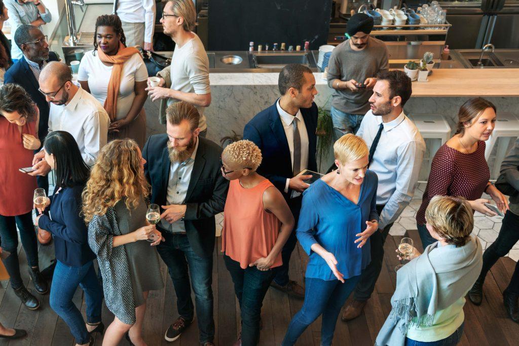 Social get-together – The Multi-cultural Mixer